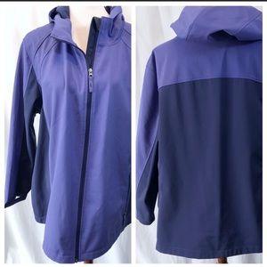 Free tech Jackets & Coats - *SALE* PRETTY PLUS SIZE 3X PURPLE JACKET